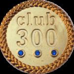 Výroba odznaku Optimal-energy - Club 300 - velikost mince 5 Kč