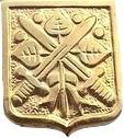 VKPR - Vojenská kancelář prezidenta republiky - Odznak pin