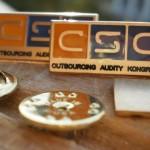 Podnikový odznak CSG
