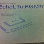 HUAWEI-EchoLife-HG520i