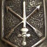 Vojenský odznak AZ 131 - Hradec Králové