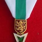 Kříž Svatého Lazara 2009 Primak