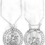 Medaile LEV a MEČ - první návrhy