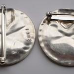 LP-6 Výroba odznaků Spony