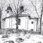 Detail kostelíčku