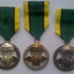 Výroba vyznamenání - NETOPÝR - Medaile 2. průzkumný prapor Vimperk