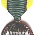 Další prototyp. Výroba vyznamenání, pamětní medaile, povrchově upraveno, patina, 2.průzkumný prapor