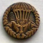Miniaturka bronz Pamětní odznak Vimperk