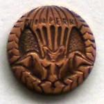 Miniaturka mosazná PO Vimperk - Netopýr padák