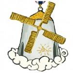 RBM 13 Řád Božího mlýna - Prvotní návrh Jan Augusta