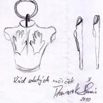 Řád Zlatých ručiček - zadání - výroba vyznamenání