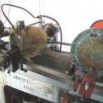 Další opracování kopírovacím strojem na jemnější povrch