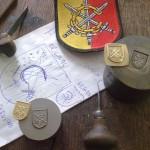 A jak se razí vojenský prsten AZ 111