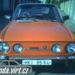 Škoda 110r -3- Kvasnička