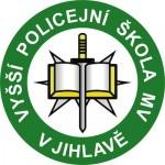 VOPŠ Vyšší odborná policejní škola v Jihlavé LOGO