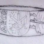 Vojenský prsten AZ 111 Nákresy