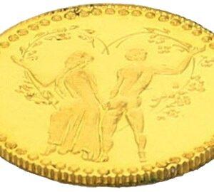 Svatební dukát Svatební mince model 2015