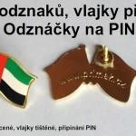 Výroba odznaků připínání na PIN