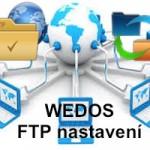 Wedos - hosting FTP uložení