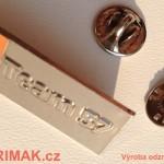 ATEAM 57 - Výroba odznaků na sako