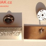 Výrobce odznaků www.PRIMAK.cz - odznaky A TEAM 57