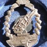 Odznak raketomet VÚ8968 PLVR