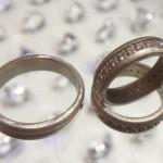 Výroba snubních prstýnků s diamanty
