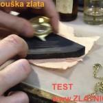 VIDEO - Jak poznám co je zlaté a co stříbrné ? Zkouška zlata stříbra