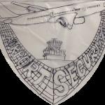 Výroba odznaku pro Letiště Praha - Airport security aneb Jak se navrhuje odznak