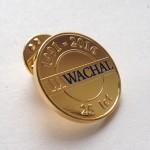 Výroba odznaku Klopový odznak WACHAL