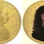 Výroba mince portrét