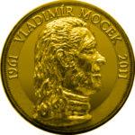 Výroba mince - Portrét - odlévání