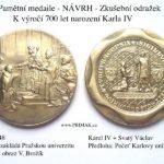 pametni-medaile--Zalozeni-Karlovy-univerzity--zkusebni-odrazek--Primak-2016ar02m