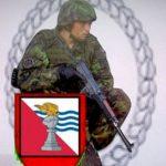 AZ 151 – Ústí nad Labem – Výroba odznaku – voják pěšák