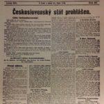 Lidove-noviny-1918-10-28-Lide-ceskoslovensky-Tvuj-odveky-sen.