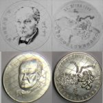 Výroba pamětní medaile MUŽI ŘIJNA