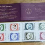 Vlastní známky - kolekce - MUŽI 28. ŘÍJNA - od návrhu známek po oficiální známkový sešítek