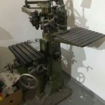 Rytecká fréza pantograf SEMPUCO G3/400