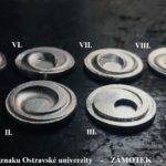 Výroba odznaků prototypy 8ks - OSTRAVSKÁ UNIVERZITA