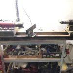 Soustruh na dřevo 50cm DDR 380V