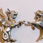 Výroba soch, sousoší, štitonoši, drak a jednorožec