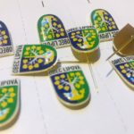 Výroba odznaků se znakem měst, obcí, s erbem, různé tvary, velikosti, zapínání na zakázku
